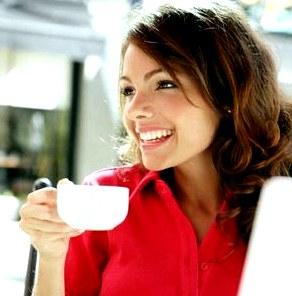 Влияние зеленого чая на зубы