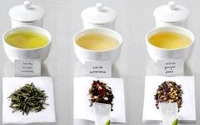Сорта белого чая - Четыре разновидности | Чаепедия