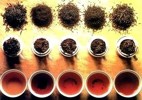 Сорта черного чая  Все о чае - Чаепедия