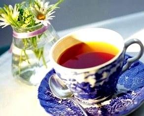 Содержание белков, жиров и углеводов в чае