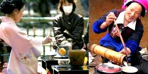 Монгольский чай - рецепт, польза и свойства