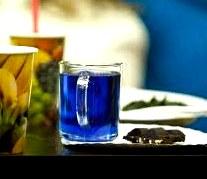 Как заваривать синий чай, чтобы открыть третий глаз ?