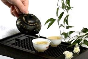 Лечебные свойства зеленого и черного чая