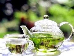 История появления зеленого чая в разных странах