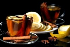 Пьем черный чай с корицей для похудения