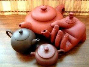 Советы при покупке чайника из исинской глины