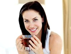 Перед сном чай лучше не пить