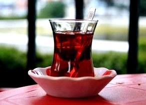Как заваривать турецкий чай, фото турецких стаканчиков