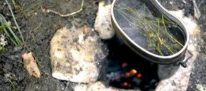 Как приготовить лесной чай зимой