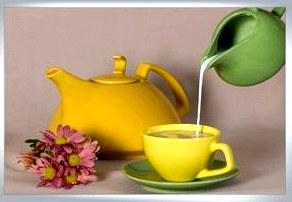 Зеленый чай с молоком - польза или вред