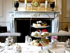 Английская чайная традиция, как сервируют чайный стол в Англии