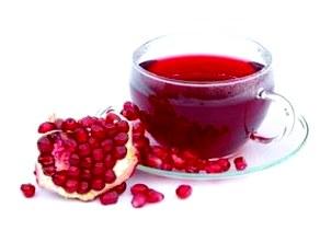 Гранатовый чай. Полезные свойства граната