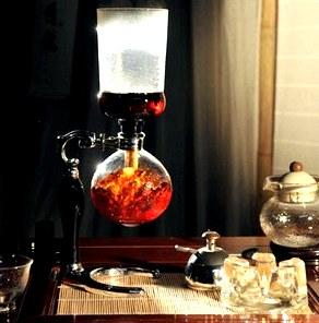 Что такое сифон и как заваривать в нем чай