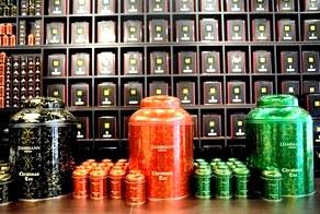 Чай Dammann: история торговой марки и ее ассортимент