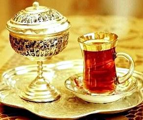 Чай в Азербайджане