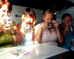 «Чайный» эксперимент железнодорожников