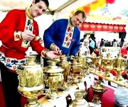 19-22 мая 2010. VII Всемирный Фестиваль Чая и Кофе