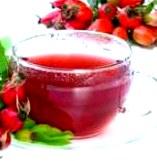 Витаминный чай c крапивой и коринкой