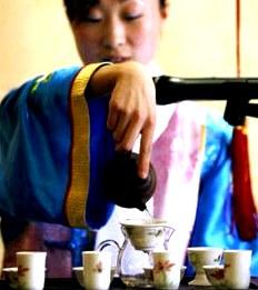 Тонкости китайского чаепития
