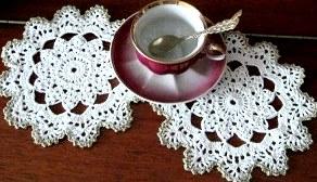 Салфетки для чайного стола